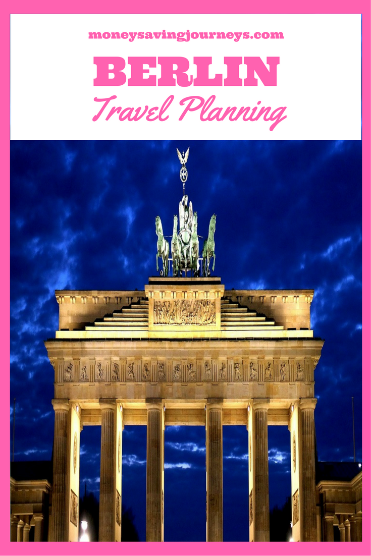 Berlin Travel Planning