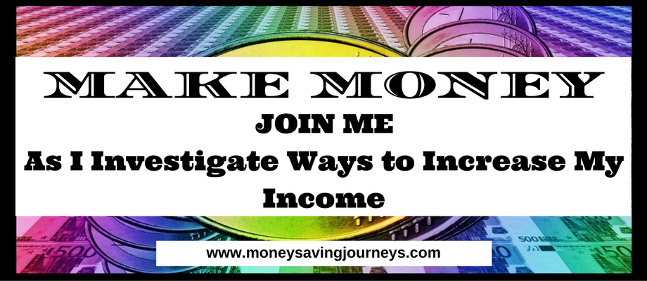 Make Money - Ways to Increase My Income
