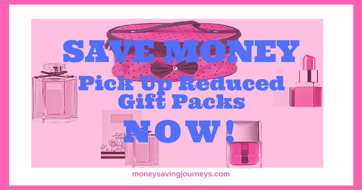 save, saving, christmas, gift packs, sales, reduced, bargains, money saving