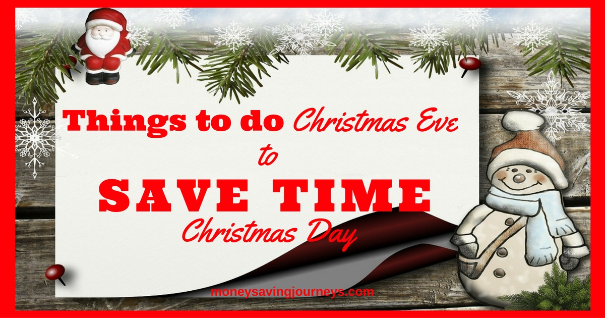 christmas, christmas eve, christmas day, save time