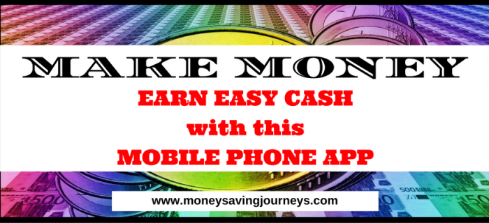 EARN EASY CASH with Receipt Hog
