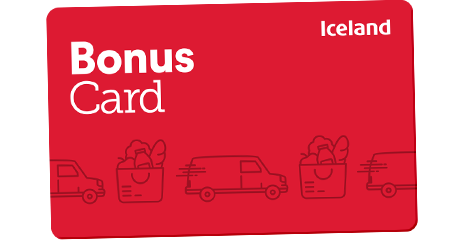 iceland food, iceland bonus card, free food, free delivery, iceland