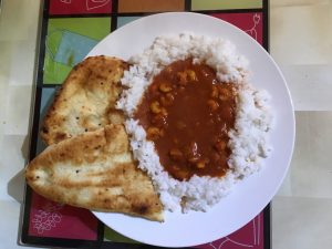 Quick and Easy Homemade Curry