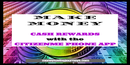 Cash Rewards with citizenme