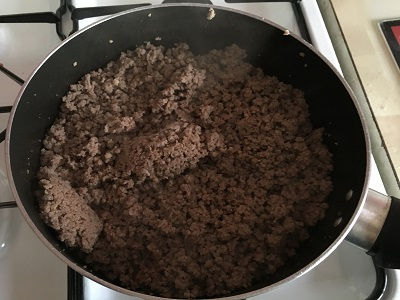 How I Make 16 Portions of Spaghetti Bolognese From 1kg of Beef Mince