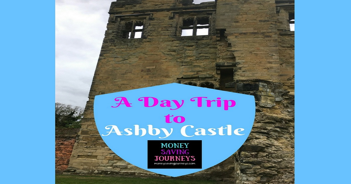 english heritage, Ashby Castle, money saving journeys, travel, day trip, day out