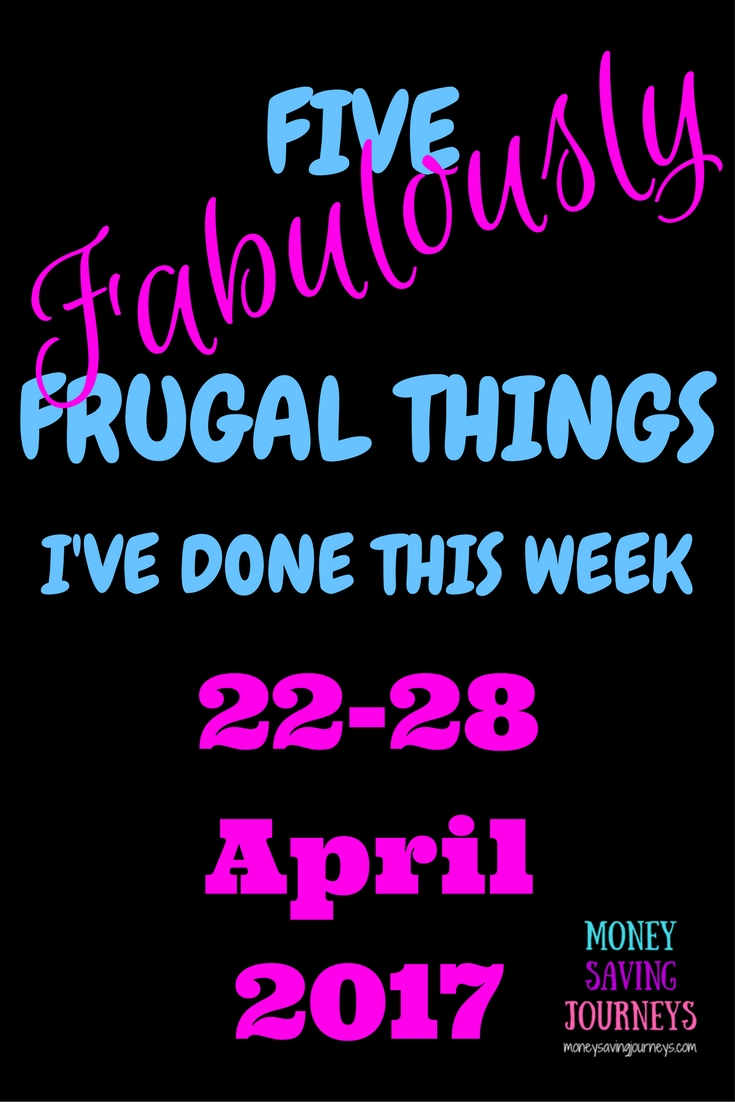 Frugal, money saving, five fabulously frugal things, saving, save, money saving journeys