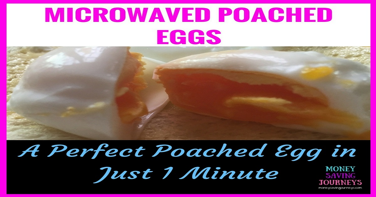 egg, poached egg, microwaved poached egg, recipe, egg recipe,microwave recipe, cheap recipe