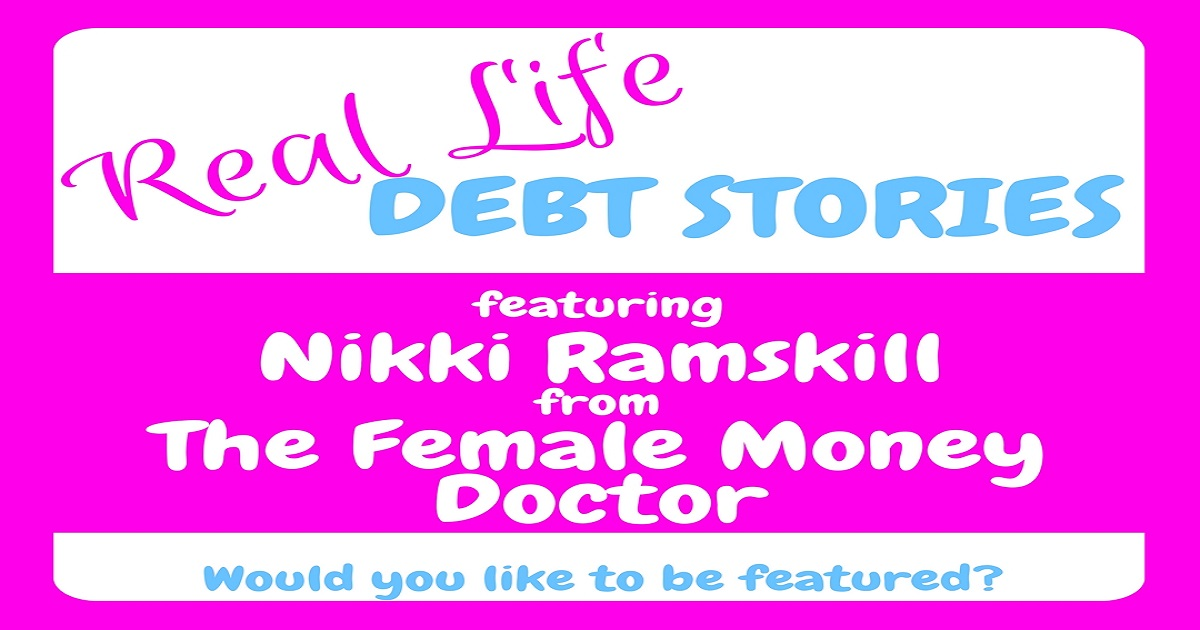 debt, debt free, saving, money saving, budgeting, personal finance, nikki ramskill, the female money doctor