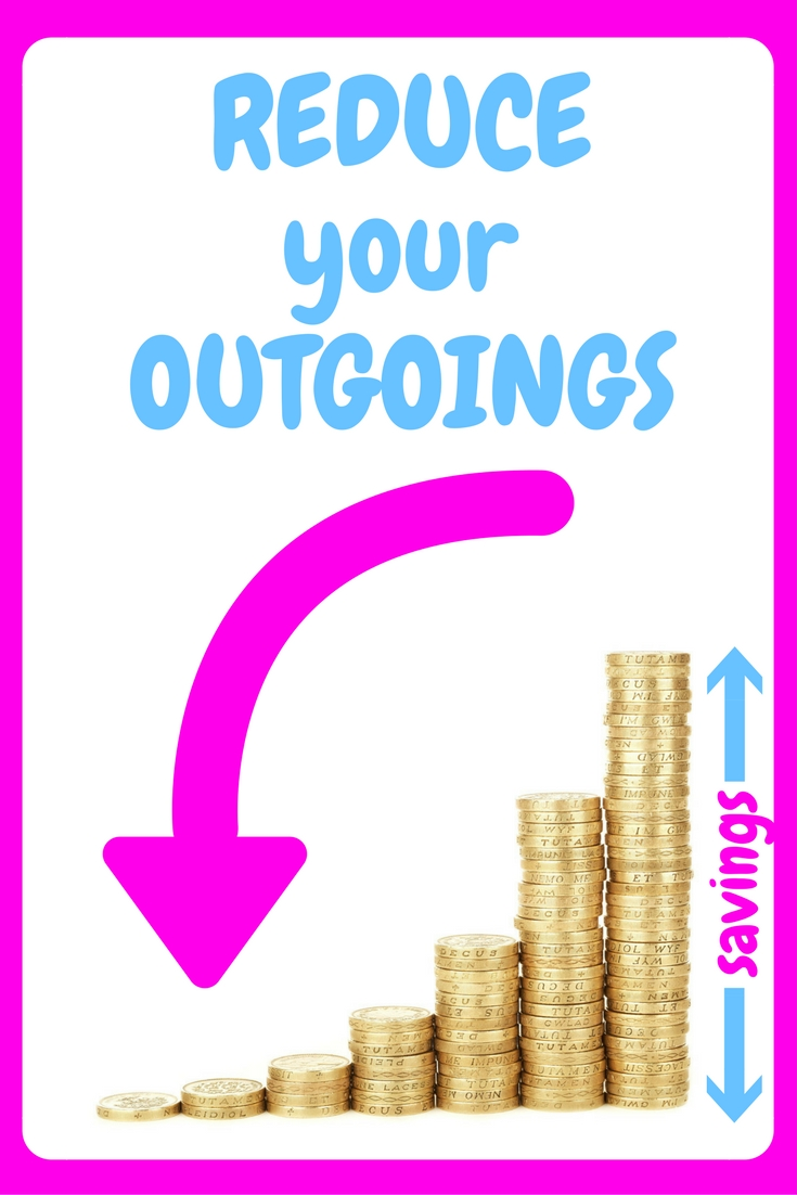 reduce outgoings, reduce bills, cheaper bills, pay debt, debt free, reduce debt, save money, money saving