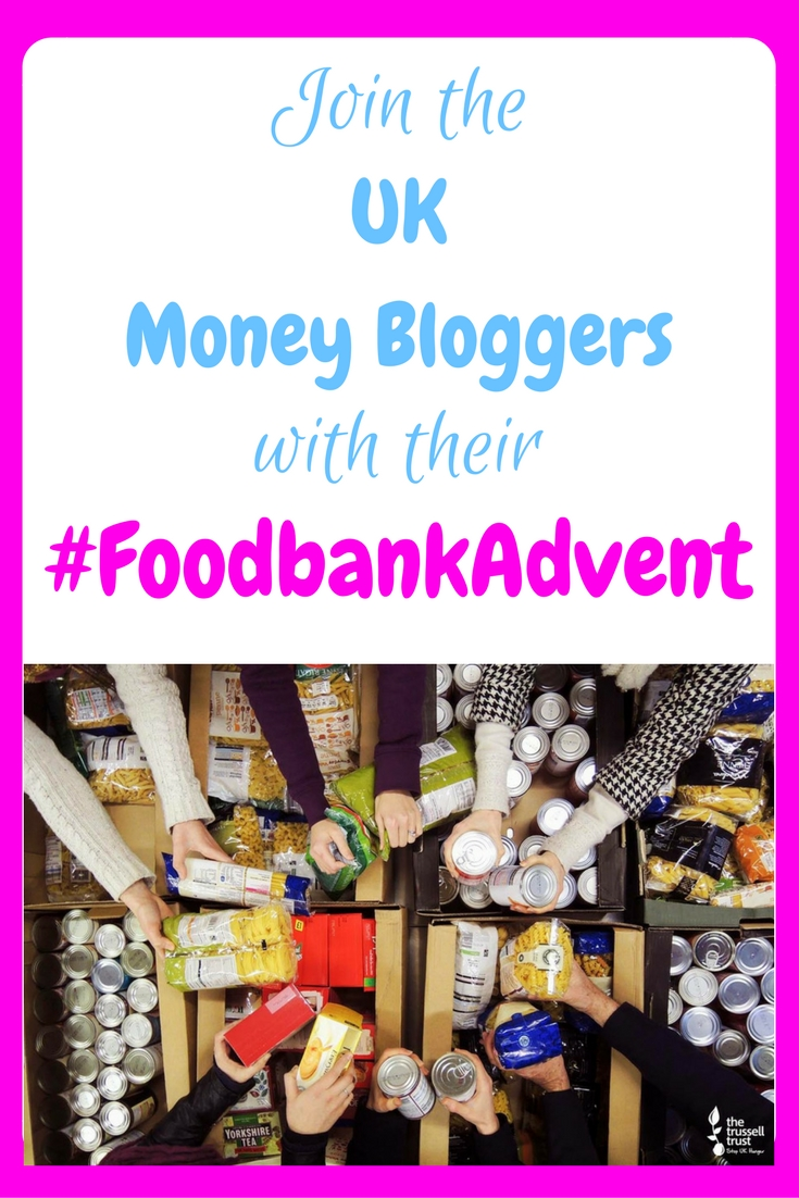 The trussell trust, trussell trust, charity, foodbank, foodbanks, uk money bloggers, bloggers, uk bloggers, food collection, reverse advent, #FoodbankAdvent