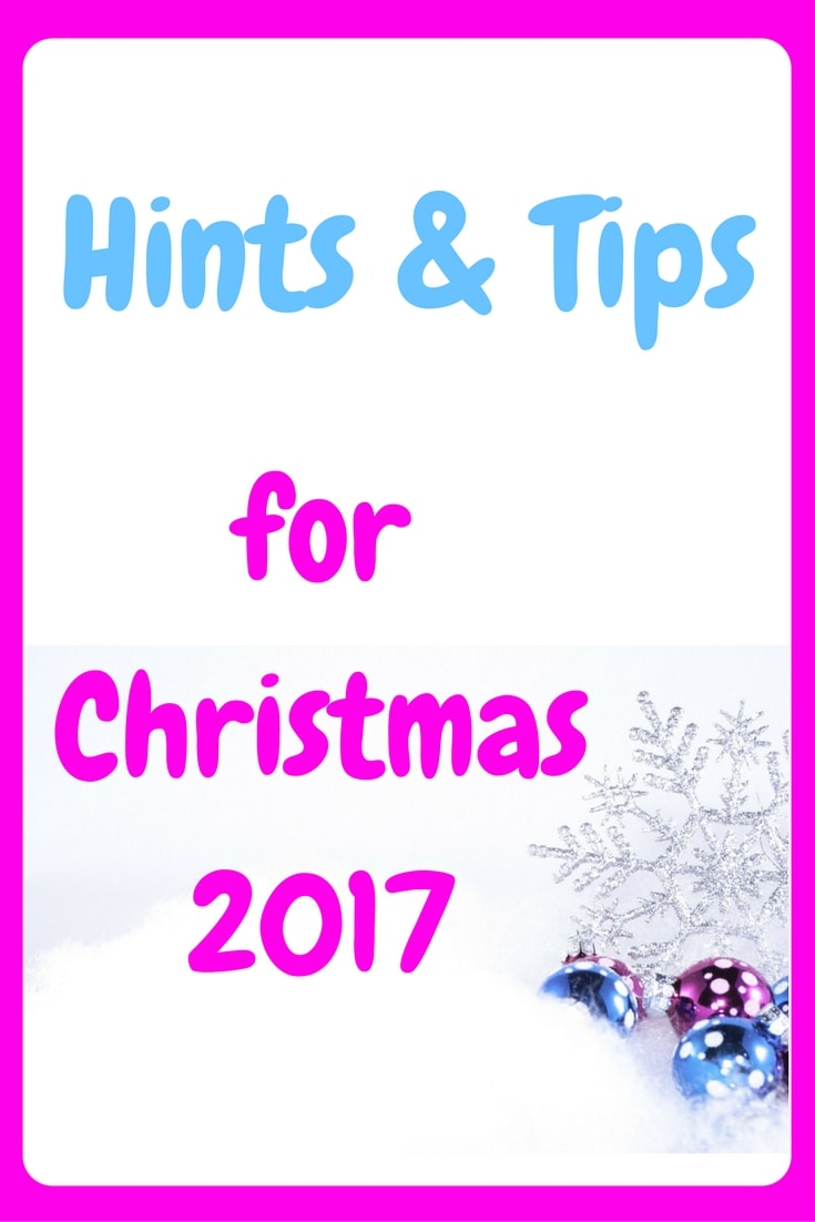 hints and tips for Christmas 2017, Saving money, saving, save money on food, save money, reduce your grocery spend, save, quick and easy, homemade, holiday, family, Christmas, Christmas Eve, christmas gifts, Christmas Lights