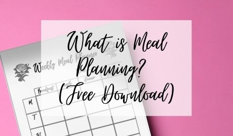 What is Meal Planning?
