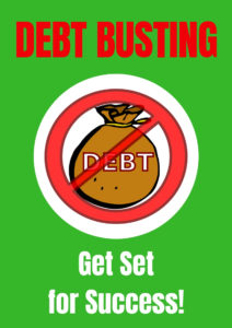 Debt Busting - get set for success ebook