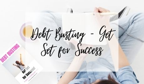 Debt Busting - Get set for success